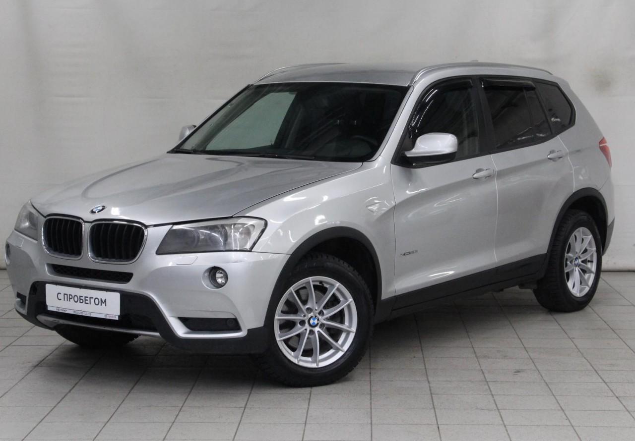 BMW X3 2010 - 2014