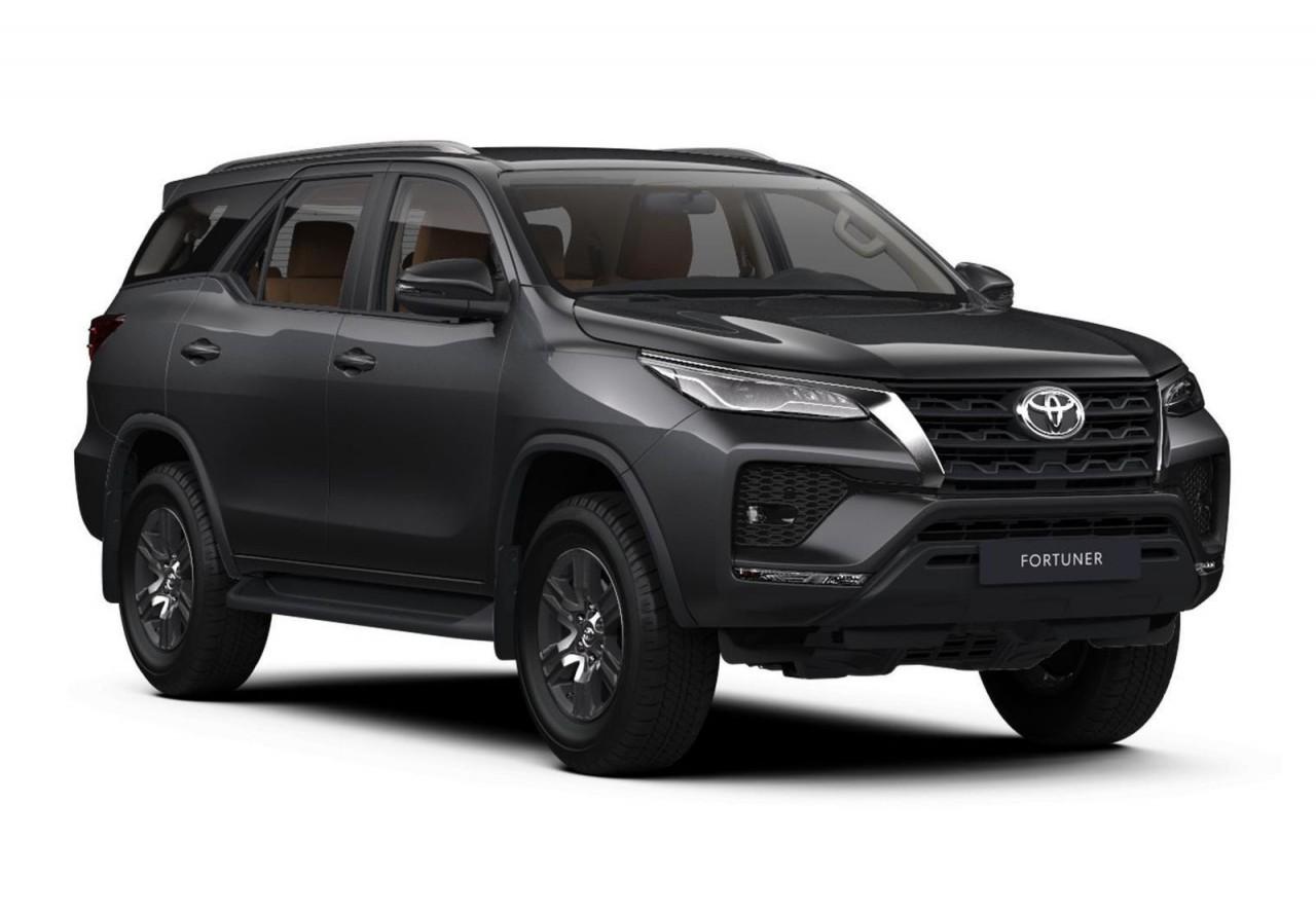 Toyota Fortuner 2015 - по н.в.